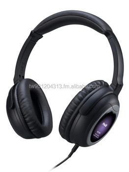 Pro.2 Active Noise Canceling With Amplifier Headphone_nc-ah1