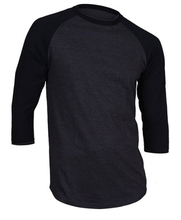 Latest fashion baseball raglan cheap t-shirts
