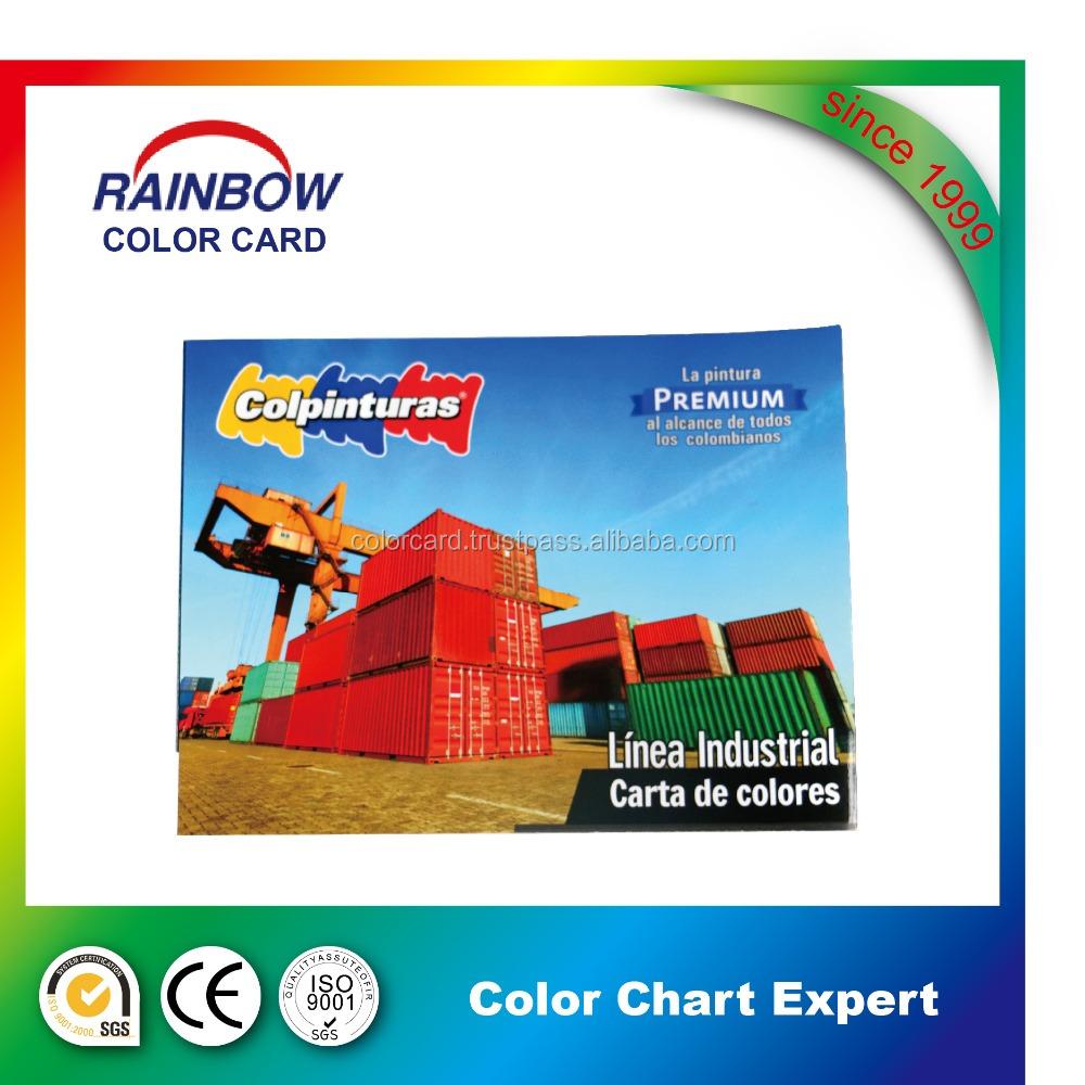 Singapore Color Chart Printing Singapore Color Chart Printing