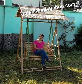 Wondrous Bamboo Outdoor Furniture Swing Bench Thatch Roof Buy Bamboo Chair Bamboo Outdoor Furniture Bamboo Furniture Product On Alibaba Com Pabps2019 Chair Design Images Pabps2019Com