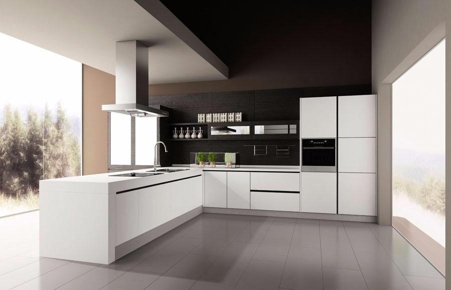 Italiaanse Keuken Ontwerp : Gratis ontwerp whit lak keuken cabients italiaanse keuken meubels