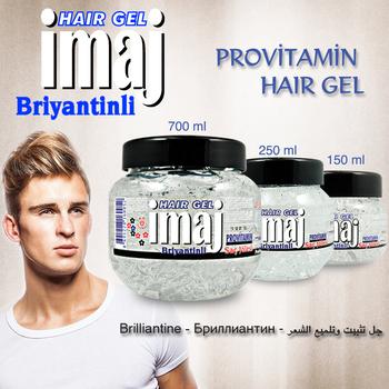 Hair Gel 150ml 250ml 700ml Imaj Buy Hair Gelhair Styling Gel