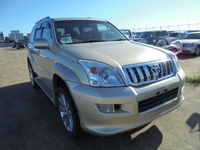 Good condition used toyota land cruiser prado 120 for industrial use