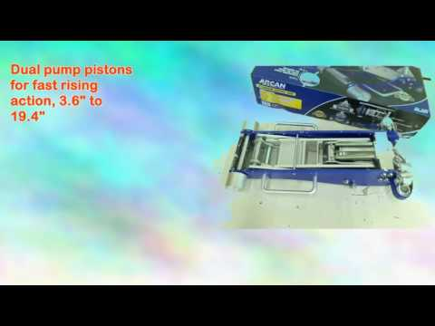 Get Quotations Arcan Alj3t Aluminum Floor Jack 3 Ton Capacity