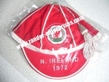 32fd2cc9ad6 Rugby Embroidered Honours Caps Oem Manufacturer - Buy Velvet Honours ...