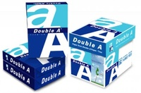 Top Quality 100 % Woodpulp Double a A4 Copy Paper A A4 Copy Paper 80gsm 75gsm & 70gsm