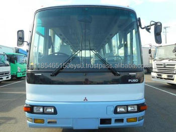 Used Rhd Mitsubishi Fuso Aero Midi Bus 58 2005 - Buy Mitsubishi Aero  Bus,Mitsubishi Fuso Buses Sale Product on Alibaba com