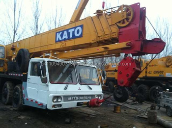Used Kato Truck Crane For Sale,Japan Used Kato 50 Ton Crane For ...
