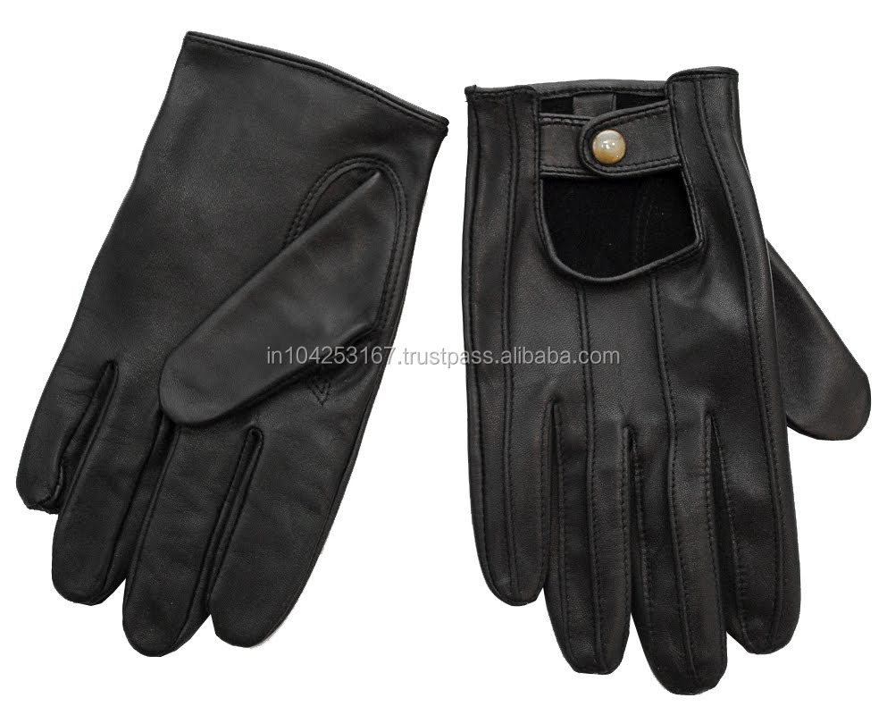 Motorcycle leather gloves india - Wholesale Leather Gloves Wholesale Leather Gloves Suppliers And Manufacturers At Alibaba Com