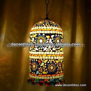 Mosaic Hanging,Ceiling Pendant,Decorative Residential Lamp,Pendant ...