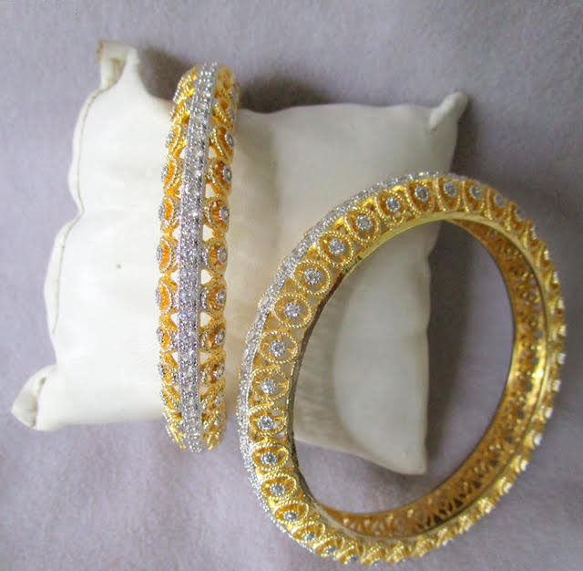 New Fashionable Women Wear Imitation Jewelry Bangle - NBG2g55
