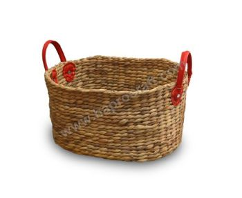 Vietnam storage basket for home use u0026 organization/ e-co friendly water hyacinth storage  sc 1 st  Alibaba & Vietnam Storage Basket For Home Use u0026 Organization/ E-co Friendly ...