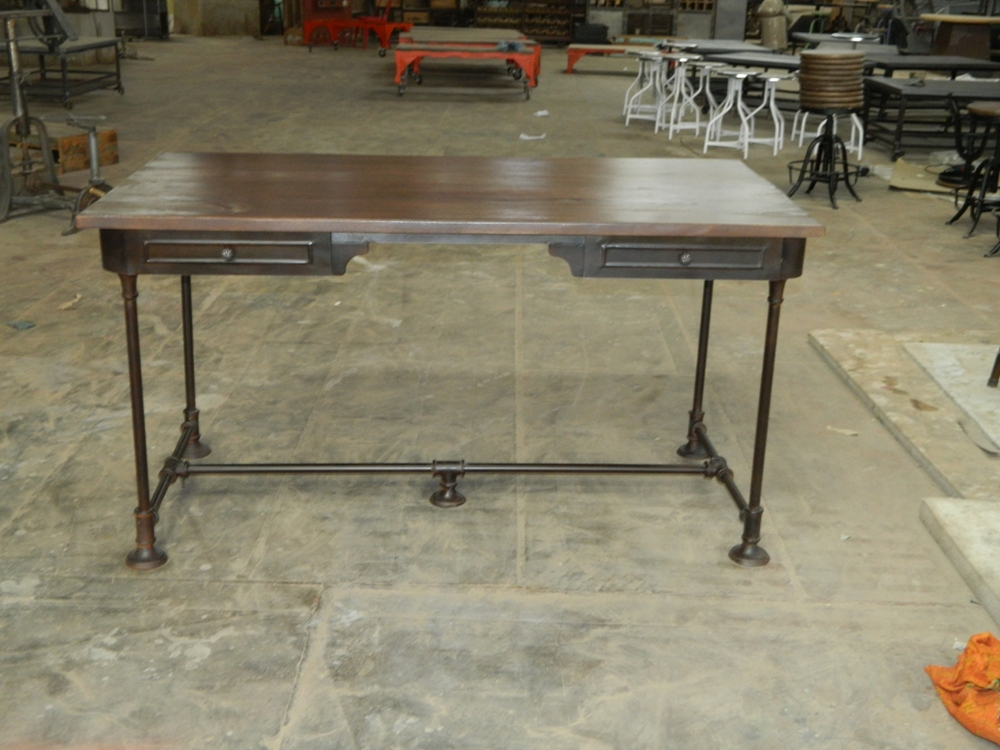 industrial desk - Industrial Desk - Buy Industrial Computer Desks,Industrial Style
