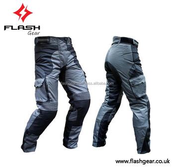 Étanche Gear Moto Pantalon Hommes Flash Cordura xqPqzw6nF