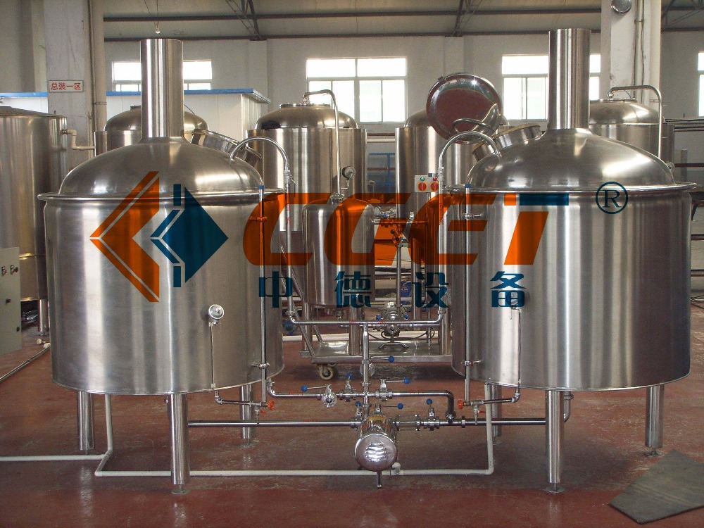 1bbl Micro Brewing Equipment/ 2-3 Bbl Electric Brewing System (zd ...