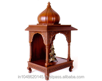 Traditional Wooden Temple Part 75