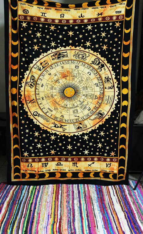 Cool Wall Hangings tapestry indian mandala hippie wholesale floral bedspread throw