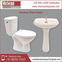An ISO Certified Market Leader Specialized in Sanitary Ware Suite