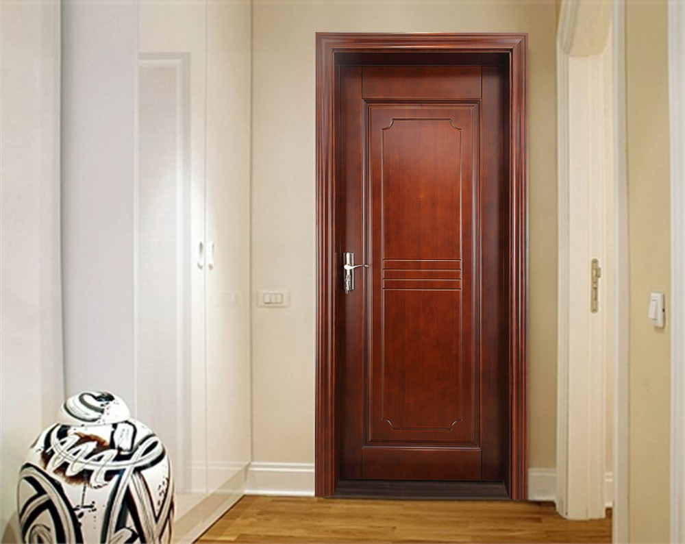 Latest indian main room wood carving door design buy for Latest main door