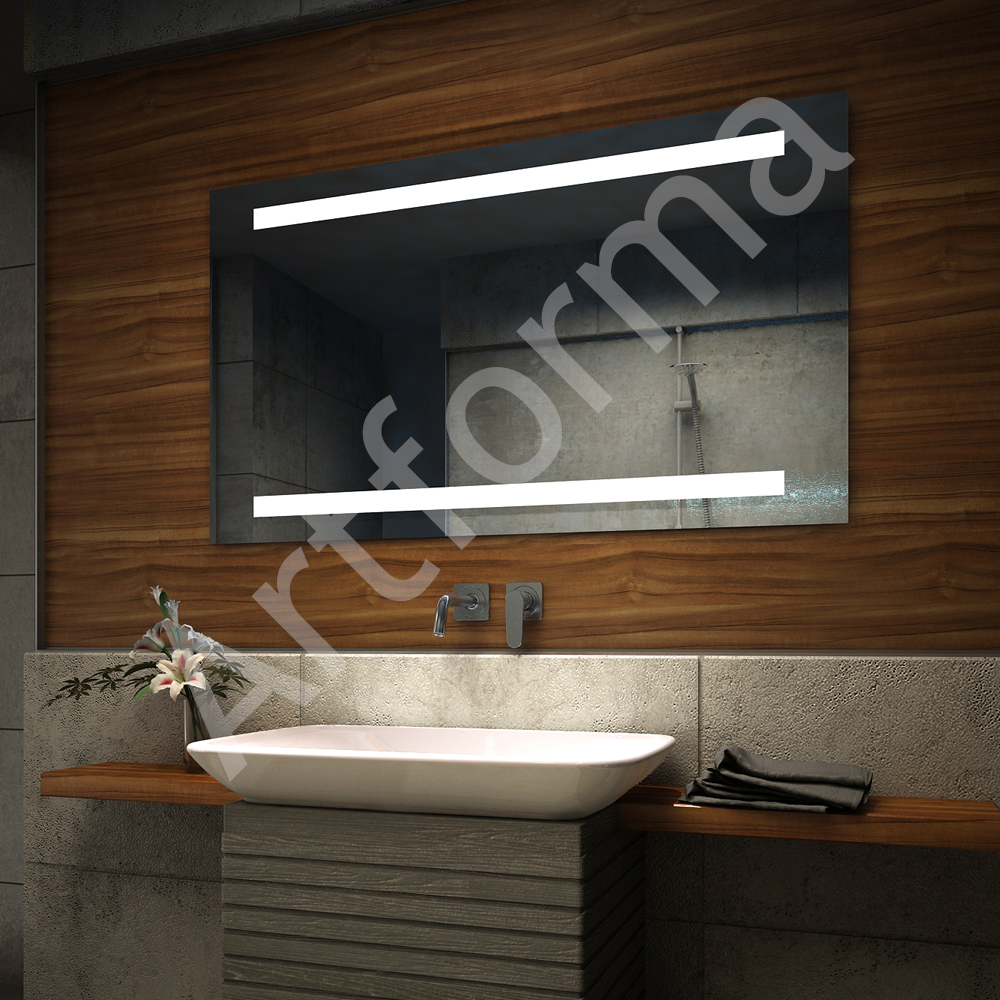 Mobel Salle De Bain möbel & wohnen miroir salle de bain lumineux led
