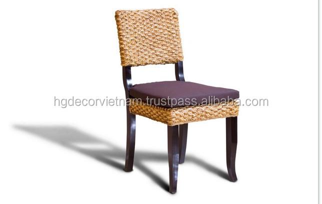 Wholesale Water Hyacinth Chair, Water Hyacinth Furniture Vietnam