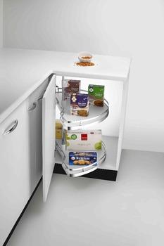 Dee Tray   Kitchen Cabinet Corner Unit