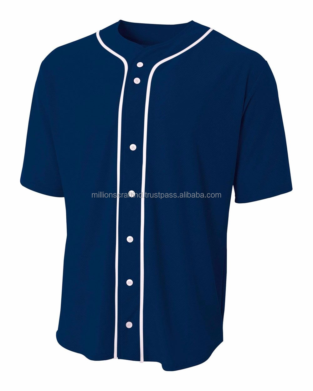 Player nice design fine quality make your own blank for Customize your own baseball shirt