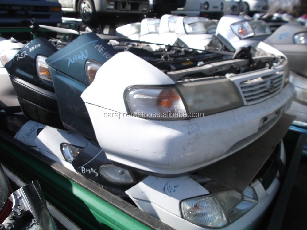 Used Car Parts For Sale >> Used Nose Cut Japanese Car Parts For Sale For Toyota For Honda For Suzuki For Mazda Etc Buy Secondhand Nose Cut For Toyota Japanese Used Car