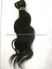High Quality Virgin Indian Temple Hair