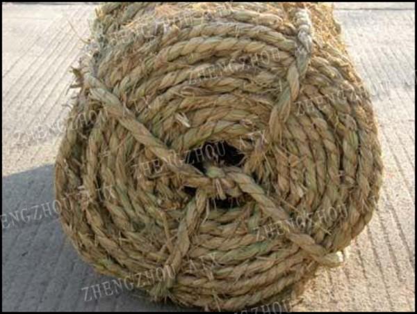 Offer Rice Straw Rope Making Machine And Sisal Rope Making Machine ...