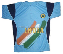Team Indien Cricket jersey