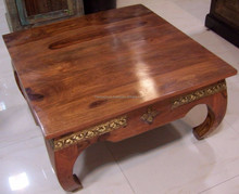 100% authentique 8e10a 50819 Promotion Style Indien Coffee Table, Acheter des Style ...