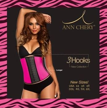 d8e158521e Authentic Ann Chery Wholesale Colombian Waist Trainer Fajas Made In COLOMBIA !