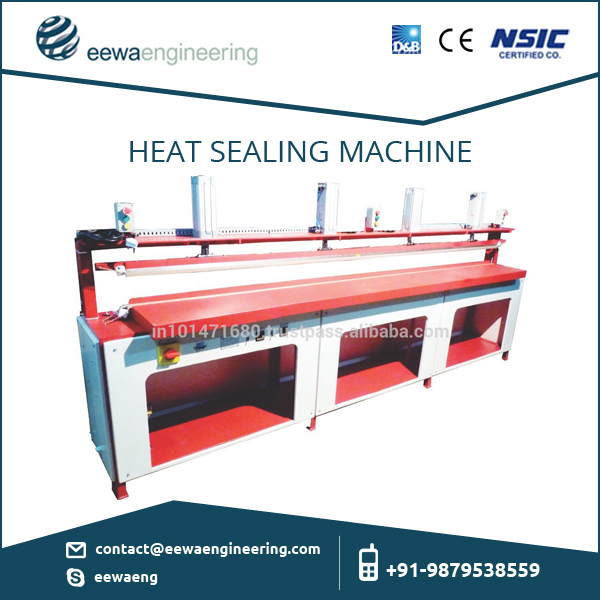 Banner Impulse Type Heat Sealing Machine