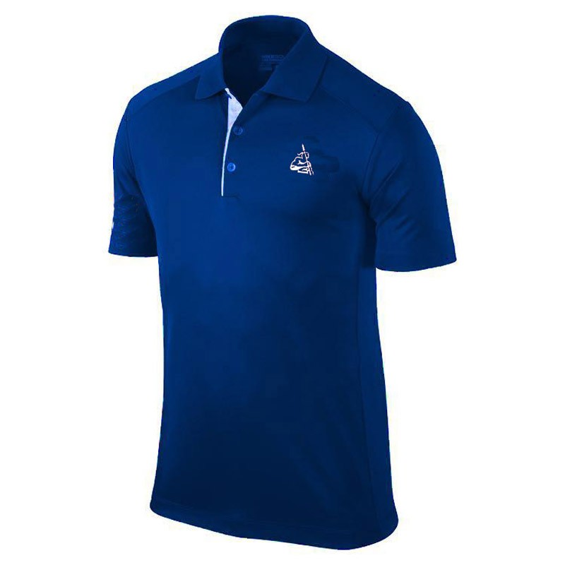custom high quality polyester mens polo t shirt with