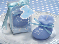 Door Gifts - Lovely Baby Shoe Candle
