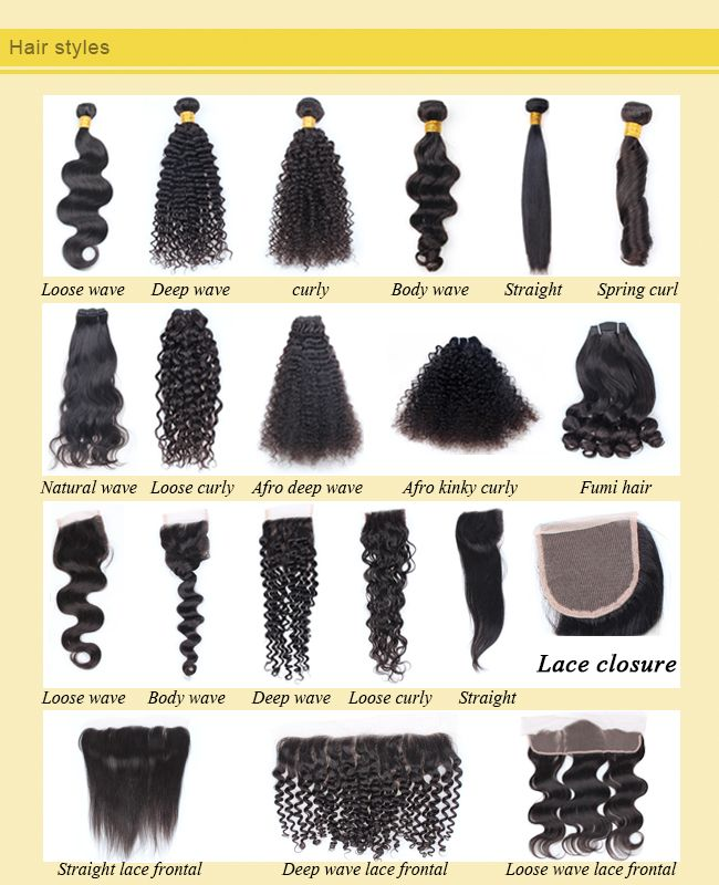 Virgin Human Hair Supplier
