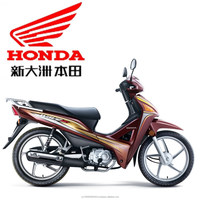 Honda Wave 110cc motorcycle
