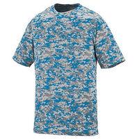 NEW! Latest Digital Camo Baseball Wicking Dry Fit Men Sizes T Shirt/Sportswear Baseball Style T-shirt/cheap baseball camo tee