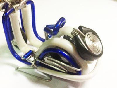 Draht Kunst Handgefertigt Mini Motorrad- Made In Thailand - Buy ...