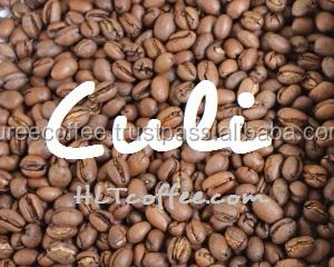 come arrostire i tuoi chicchi di caffè verde