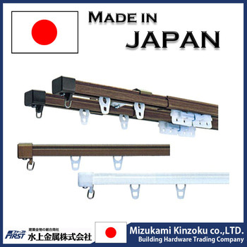 Various Types Of Curtain Rod Wall Bracket With High Performance Made In  Japan