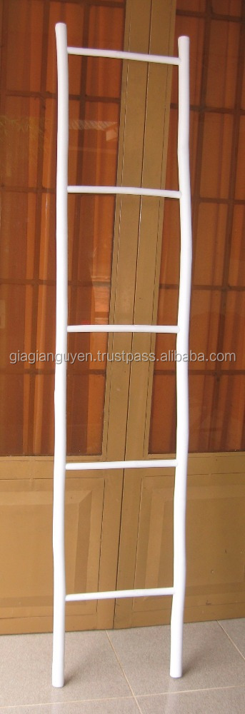 100% natural bamboo ladder very cheap