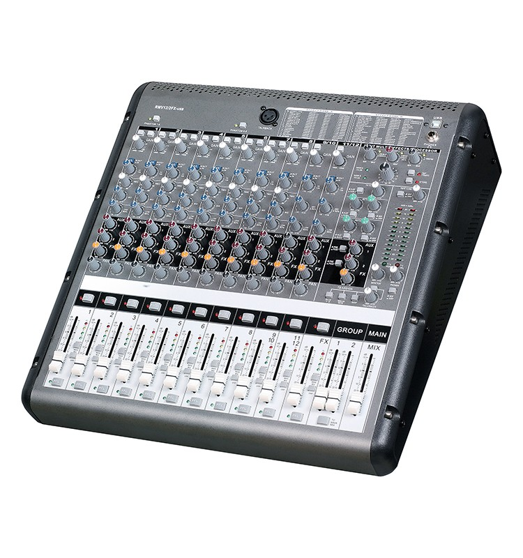 2015 china bmg professional 12 channel digital sound mixer with phantom power buy high quality. Black Bedroom Furniture Sets. Home Design Ideas
