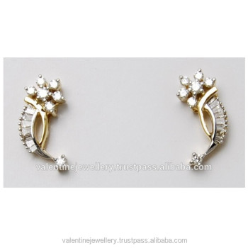 Cer Design Diamond Earring Designer