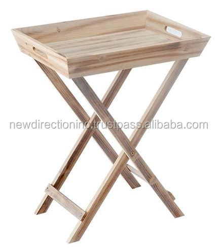 Wooden Folding Tray Table, Wooden Folding Tray Table Suppliers And  Manufacturers At Alibaba.com