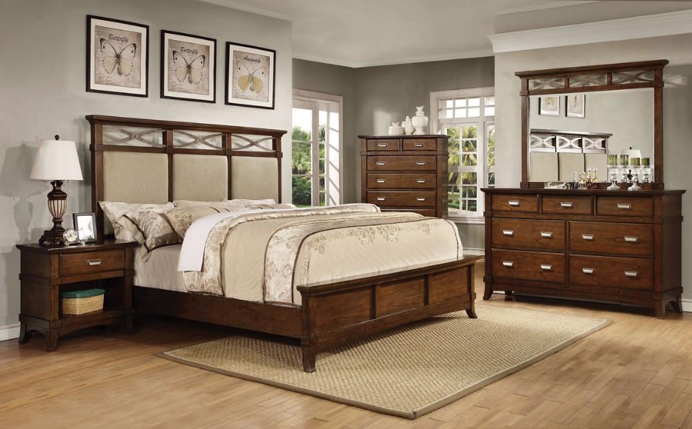 Light Oak Bedroom Furniture W/ Birch In Vietnam,Wooden ...