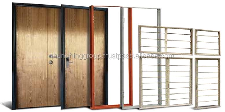 Source THI Metal Steel Door & Window Frame from Malaysia on m