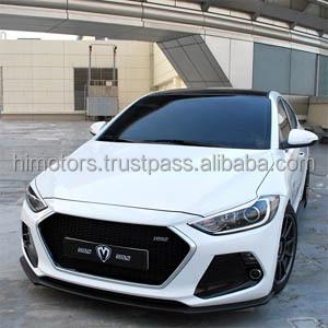 Front For Hyundai Elantra 2016