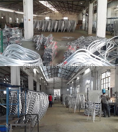Aluminum chair, cafe chair and outdoor furniture GR-131017